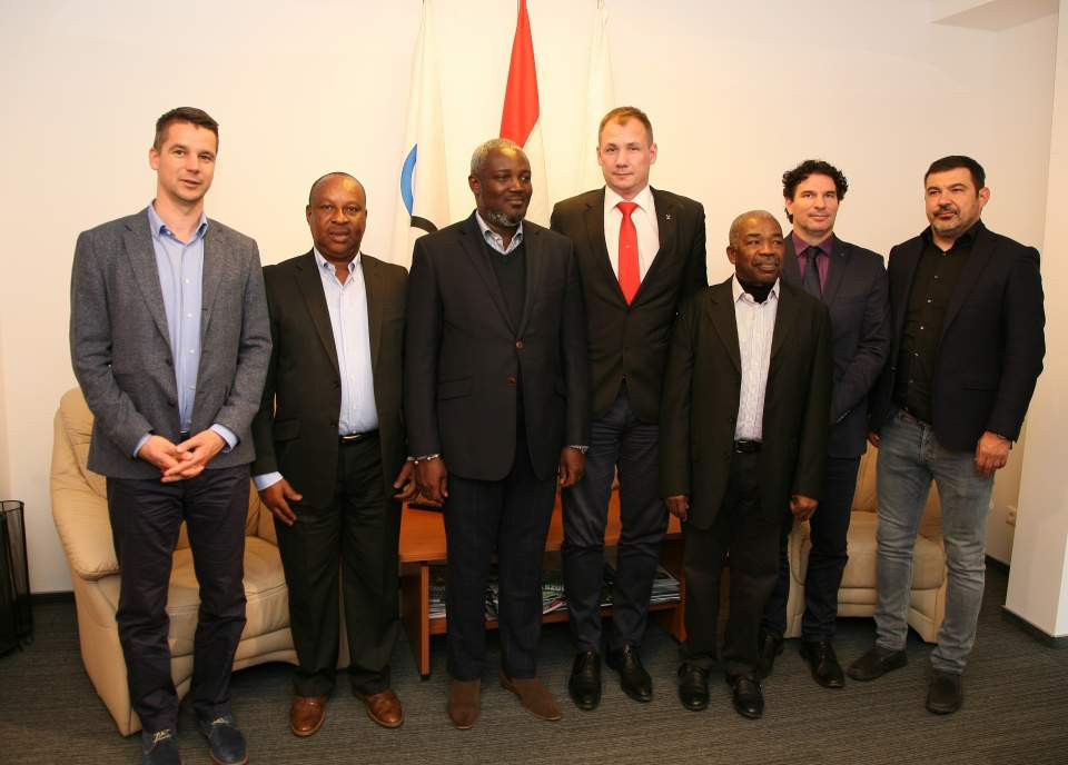 Hungary has agreed to partner Ghana to help ensure the successful hosting of the 2023 African Games in Accra ©MOB