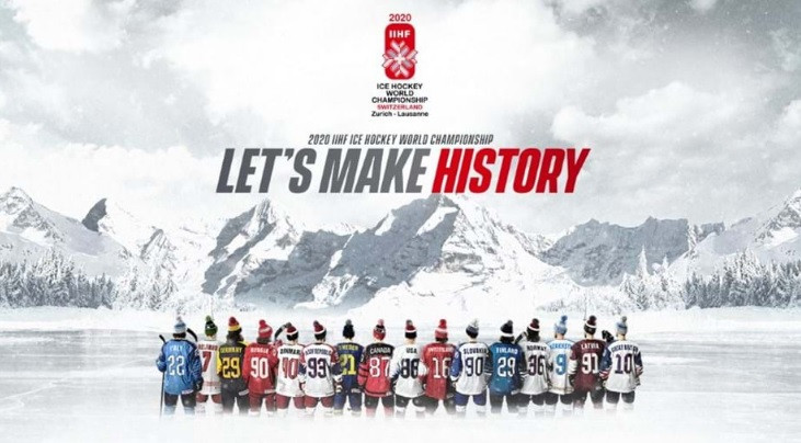 Groups confirmed for 2020 IIHF World Championship in Switzerland