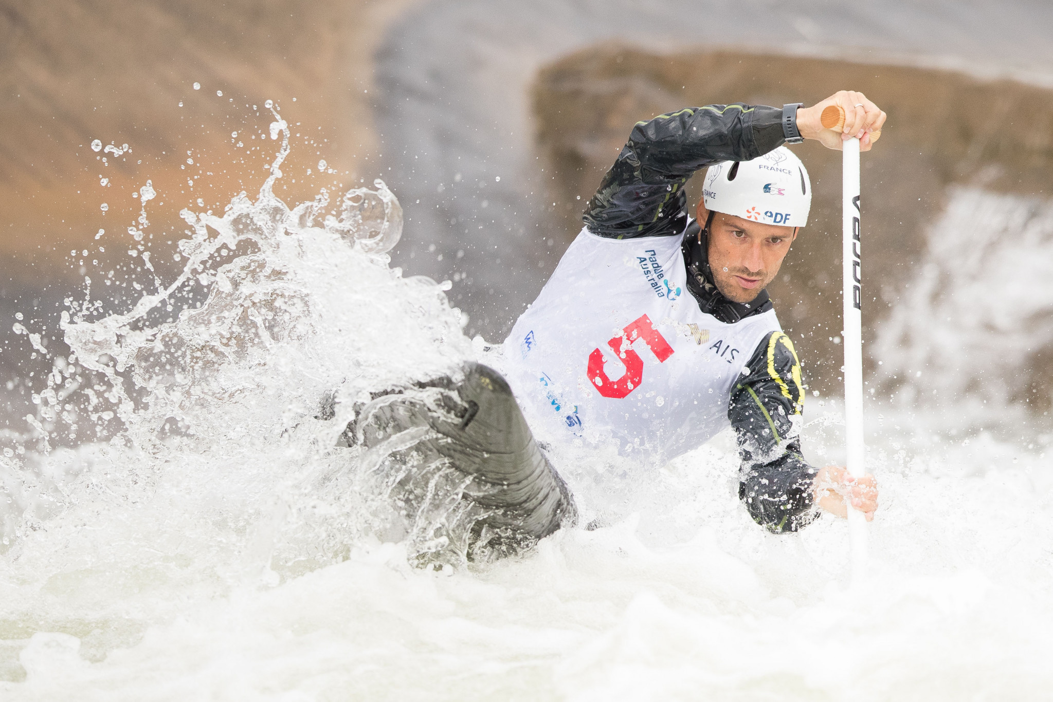Hosts France have high medal hopes in a competitive field at Canoe Slalom European Championships