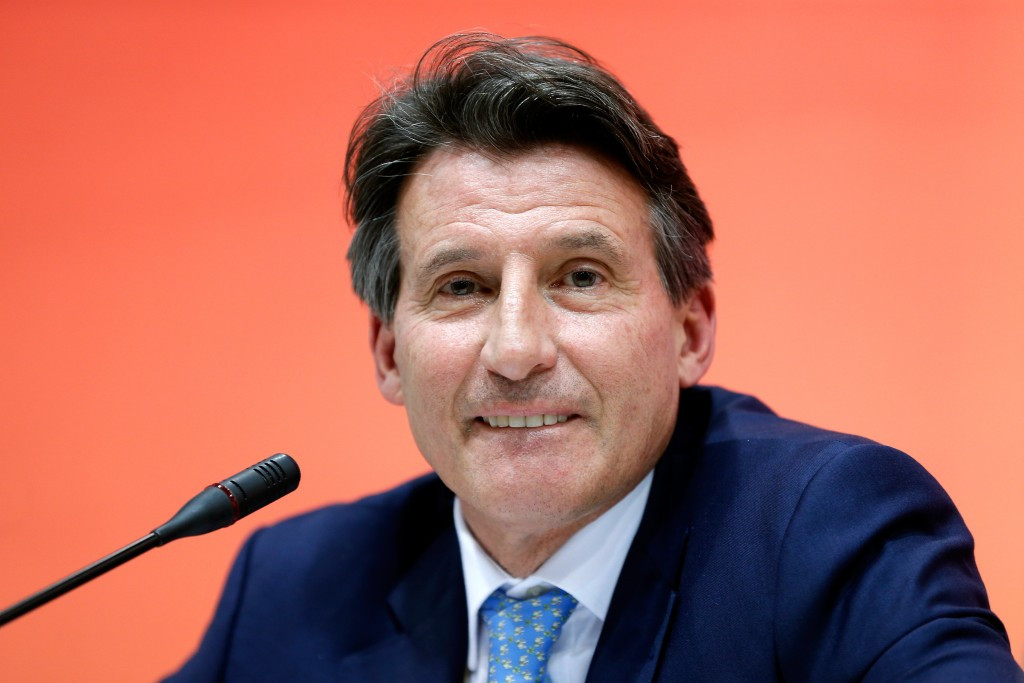 "Coe stresses need for athletics ""to build trust and defend clean athletes at all times"" on first official visit to Russia as IAAF President"
