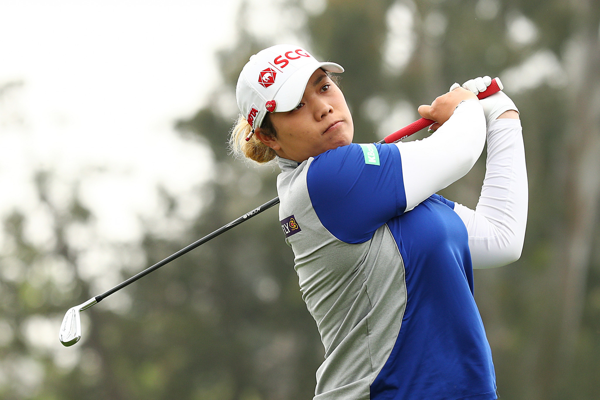 Defending champion Ariya Jutanugarn of Thailand will be among players chasing the record $1 million prize ©Getty Images