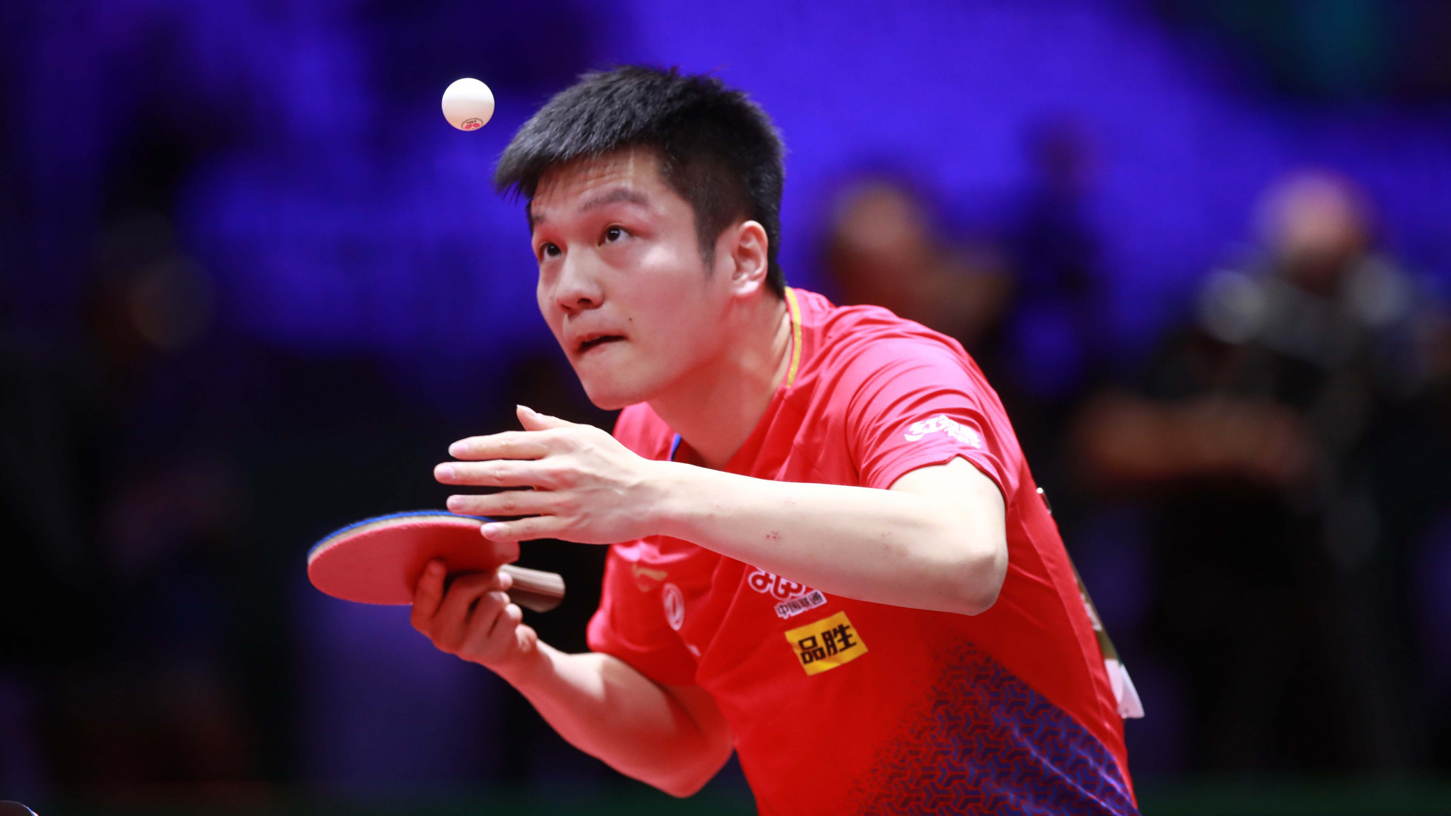Fan and Chen retain top spots as new table tennis world rankings come into force