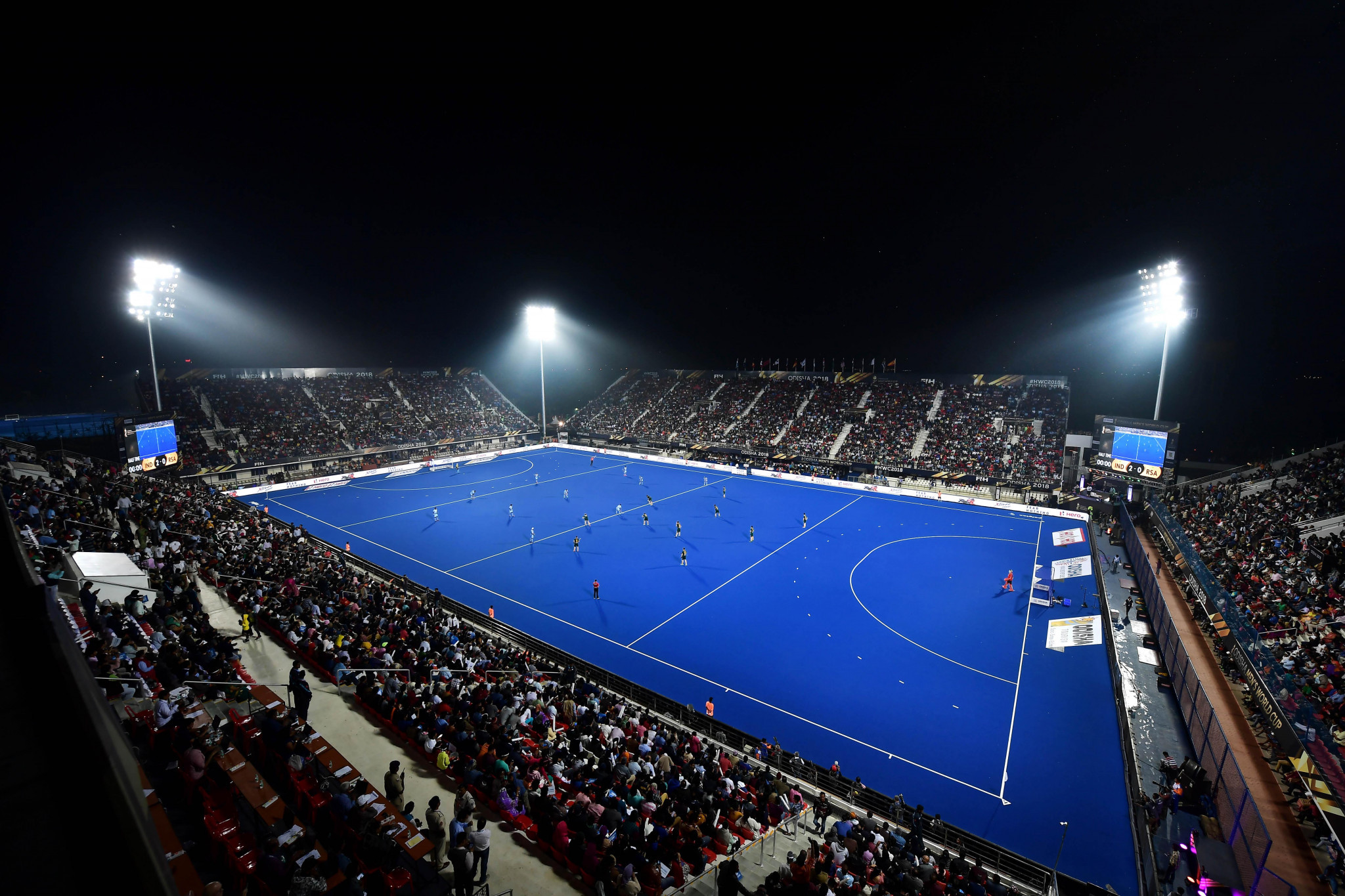 FIH confirm India has guaranteed all countries can enter country for Series Finals event following IOC decision