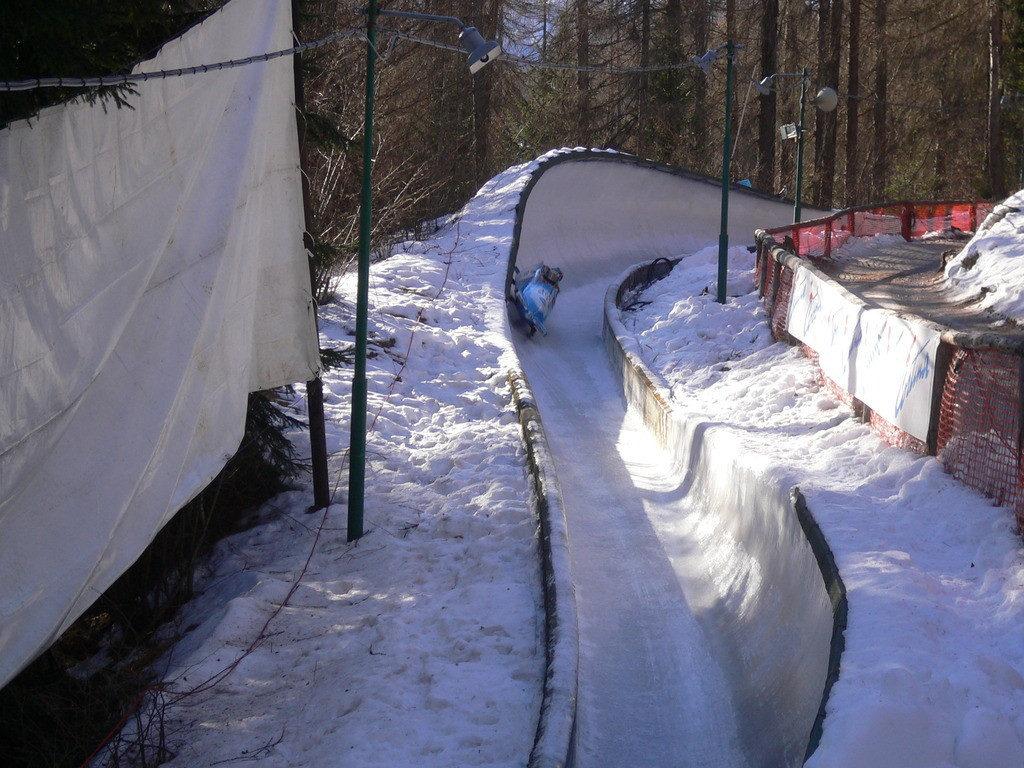 The IOC Evaluation Commission raised doubts about funding for the refurbishment of the sliding track proposed by Milan Cortina 2026 but overall the Italian bid scores higher than its Stockholm Åre ©Wikipedia