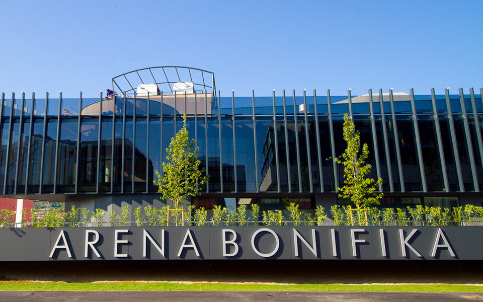 Arena Bonifika will play host to the FIG World Challenge Cup event in Koper ©Slovenian Gymnastics Federation