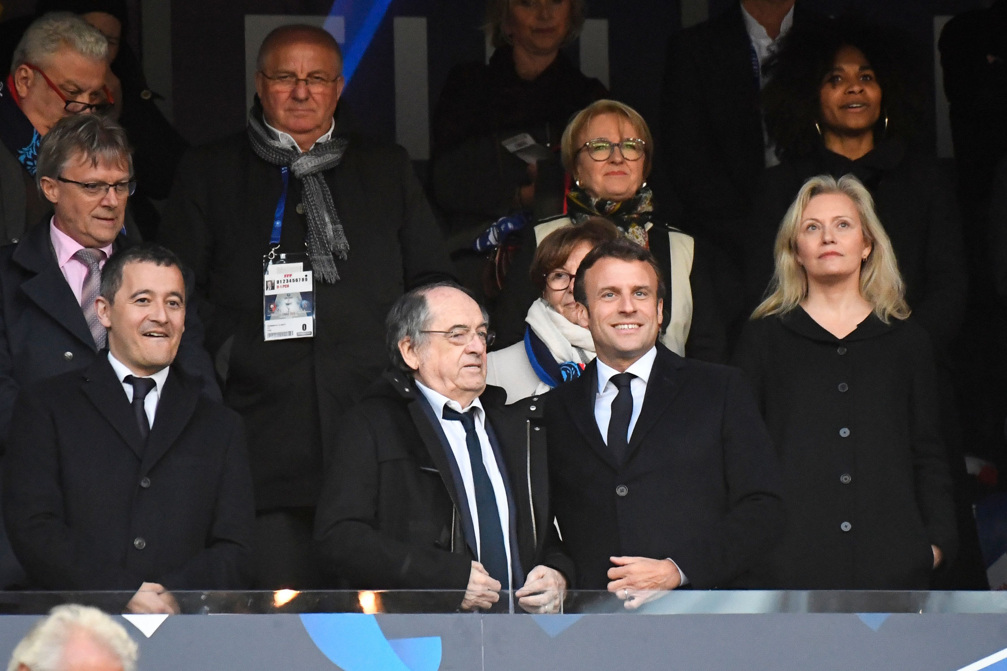 Le Graët assumes temporary position on FIFA Council as replacement for Grindel