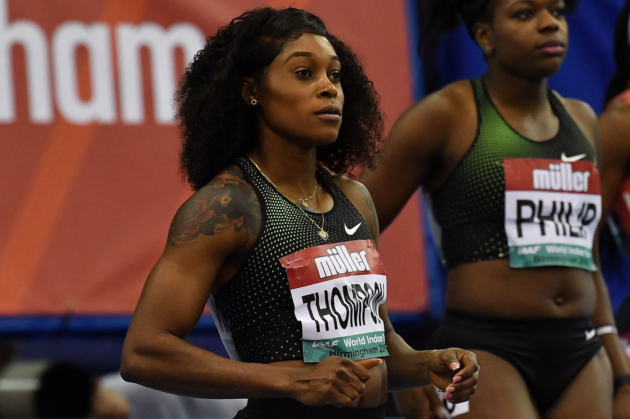 Jamaica's Olympic 100 and 200 metres champion Elaine Thompson faces a strong challenge over the longer distance at tomorrow's IAAF Diamond League meeting in Stockholm ©Getty Images
