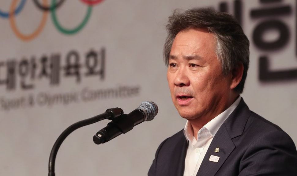 Korean Sport & Olympic Committee President Lee Kee-heung has been nominated for membership of the International Olympic Committee ©Getty Images