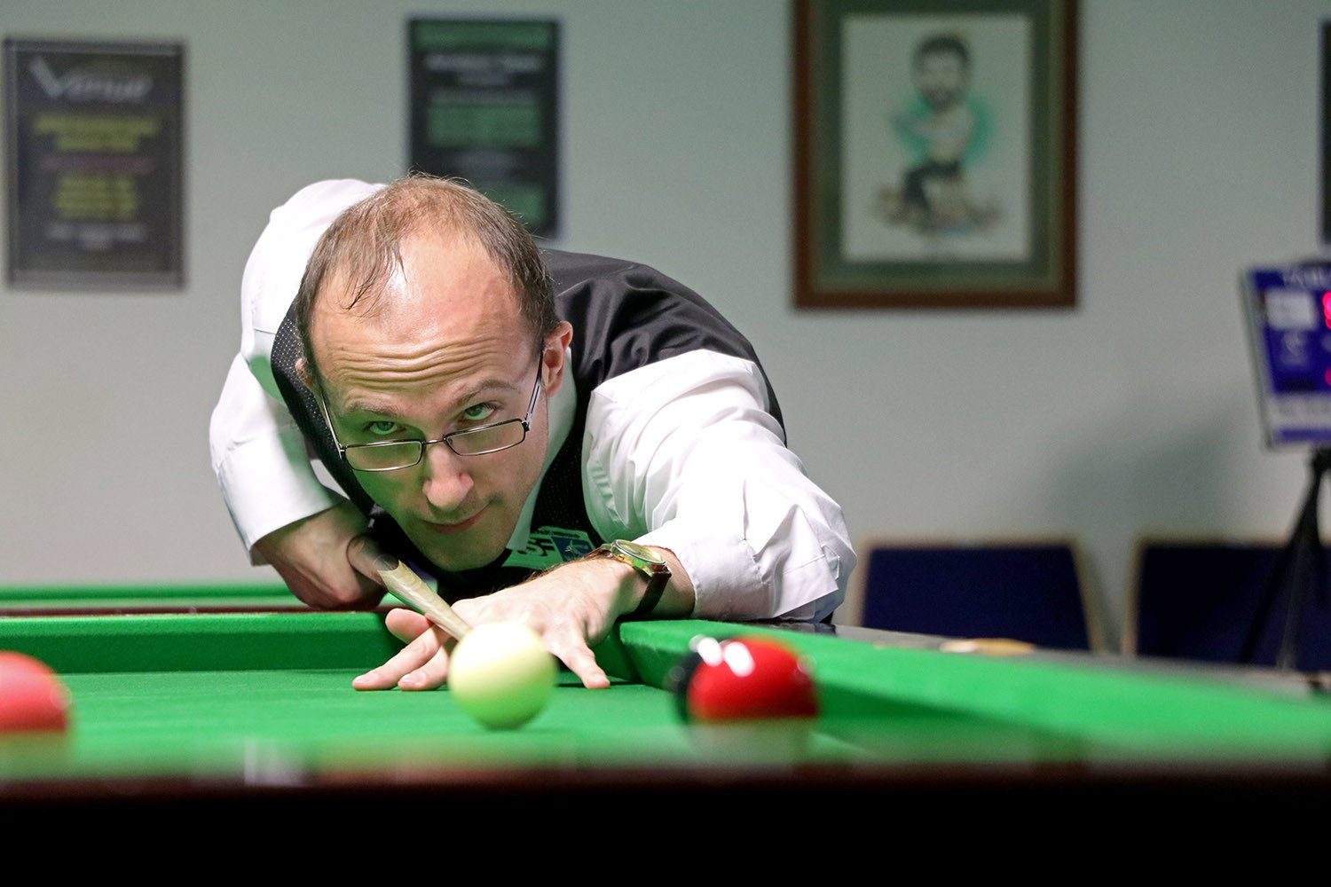 Top names to showcase disability snooker at Crucible Theatre