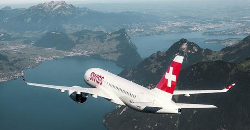 SWISS has become the official airline of the 2020 IIHF Ice Hockey World Championships ©SWISS
