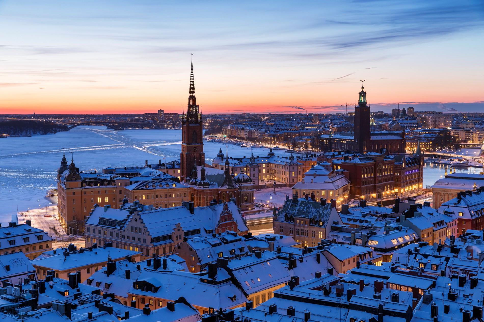Stockholm Åre 2026 claims it has been inspired by Olympic Agenda 2020 ©Erik G Svensson/Stockholm Åre 2026