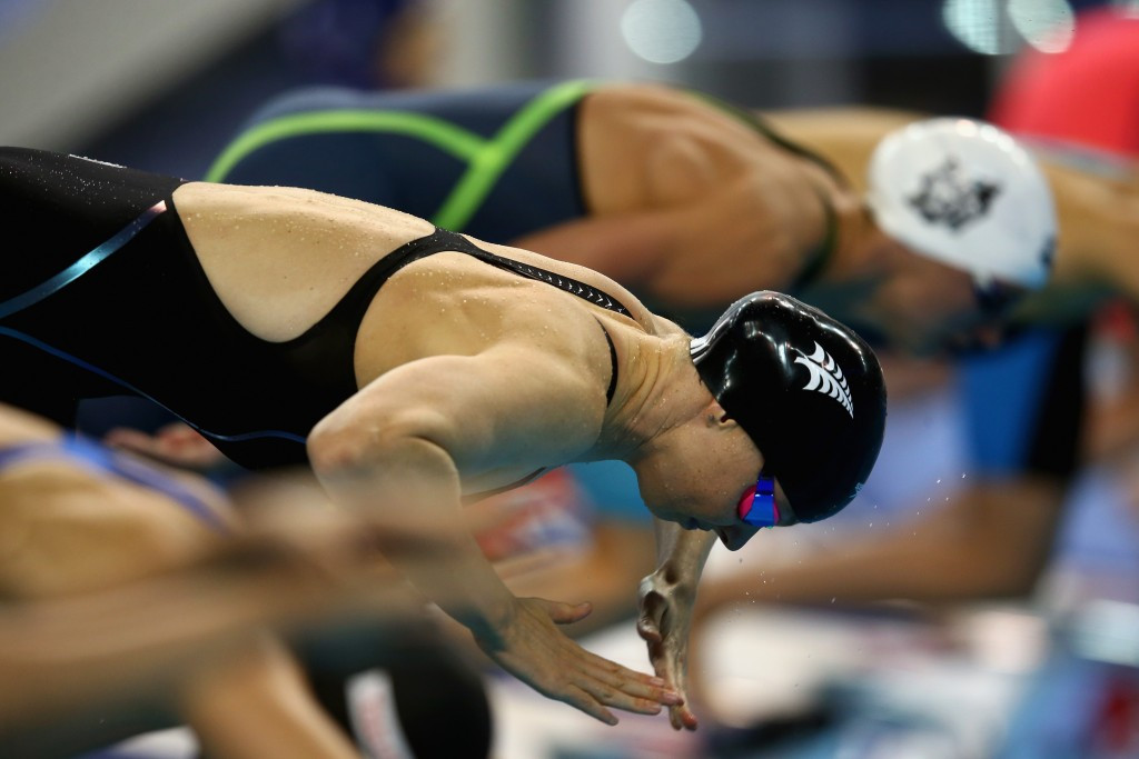 Lauren Boyle added to the gold she won on day one yesterday with women's 400m freestyle gold