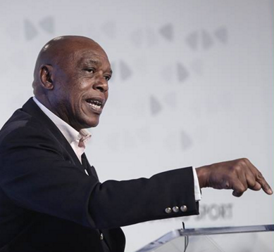 """Sexwale warns against """"sponsor activism"""" amid call for non-European FIFA President"""