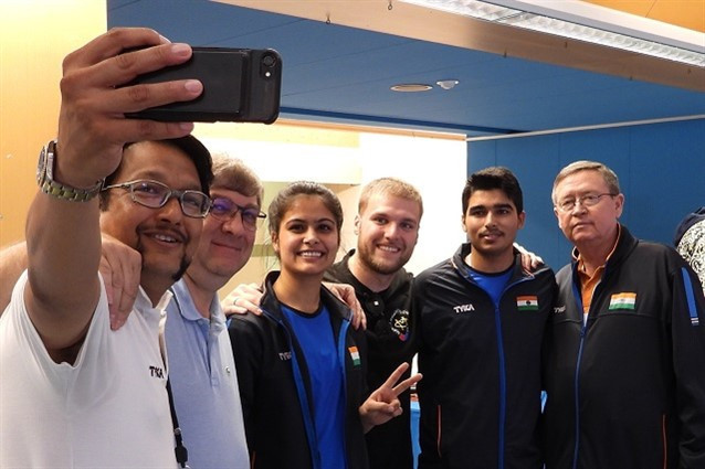 India win both mixed team events on final day of ISSF Rifle and Pistol World Cup in Munich