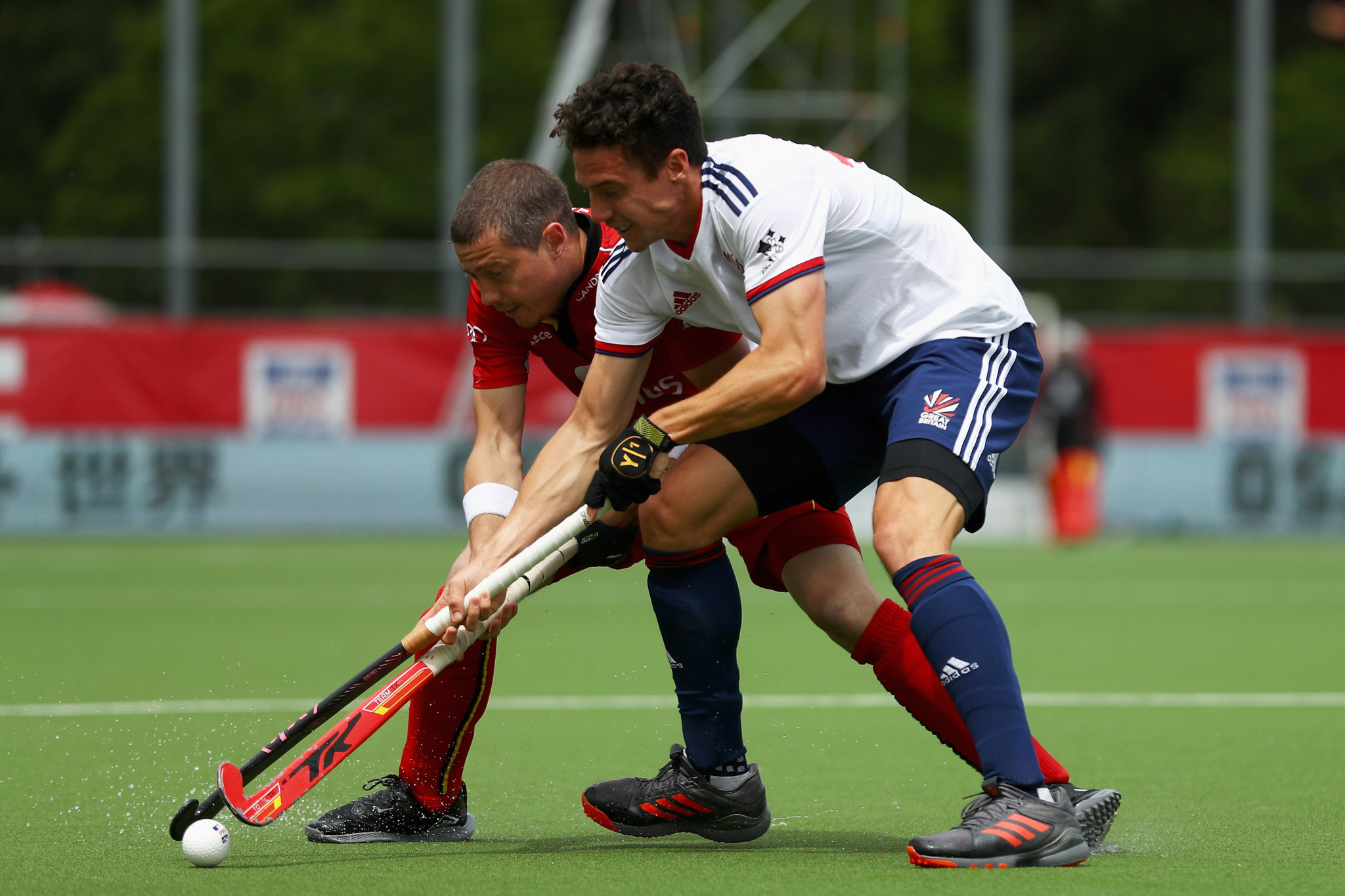Belgium secure double victory against Britain in FIH Pro League