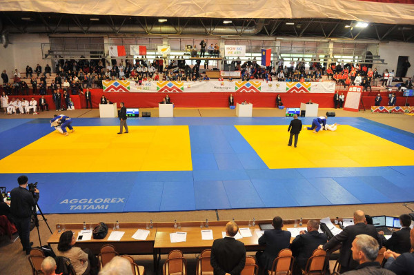 Hosts Montenegro and Monaco claim team titles as judo action concludes at Games of the Small States of Europe