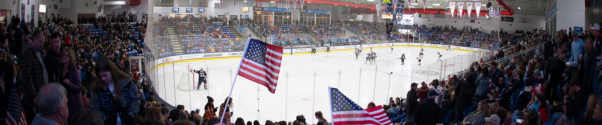 The United States will host the 2020 International Ice Hockey Federation Under-18 World Championship at USA Hockey Arena ©Getty Images