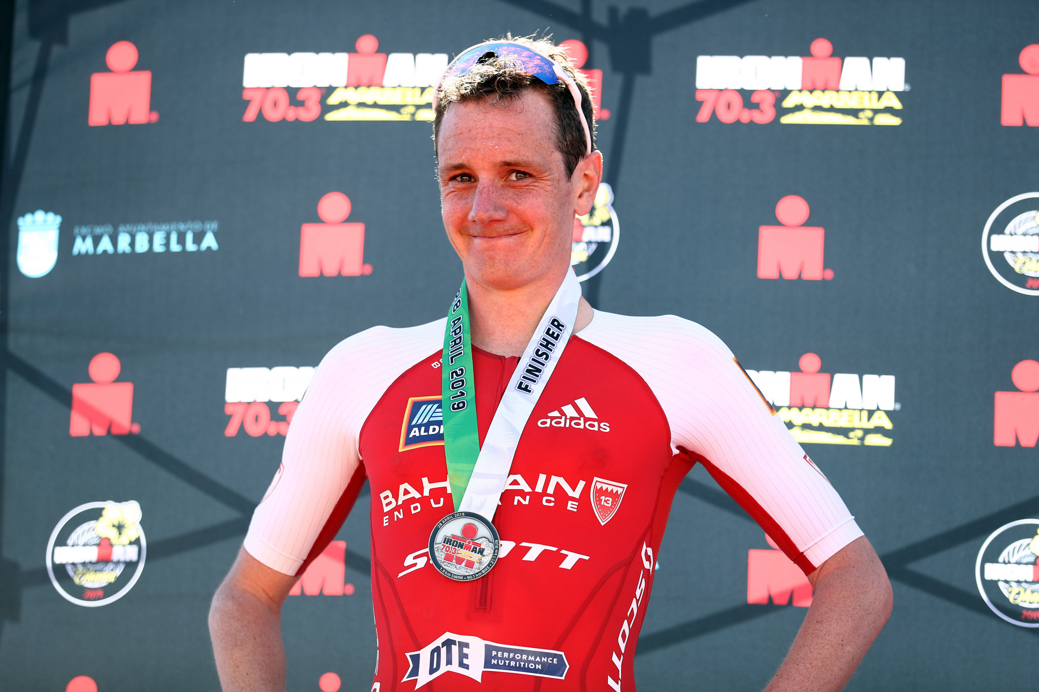 Alistair Brownlee has favourite tag for ETU Triathlon European Championships in the Netherlands