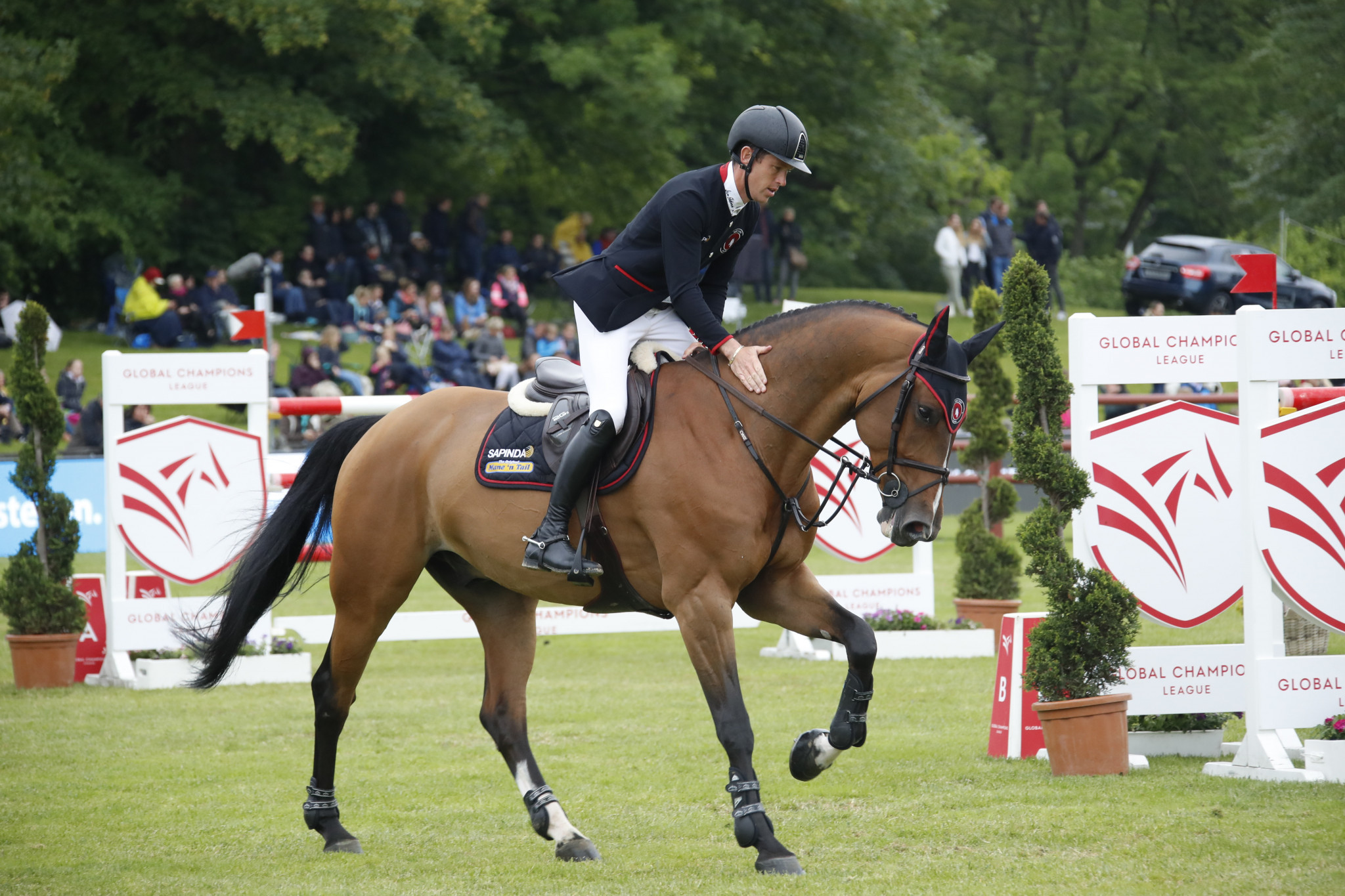 New York Empire favourites to take Longines GCL gold in Hamburg