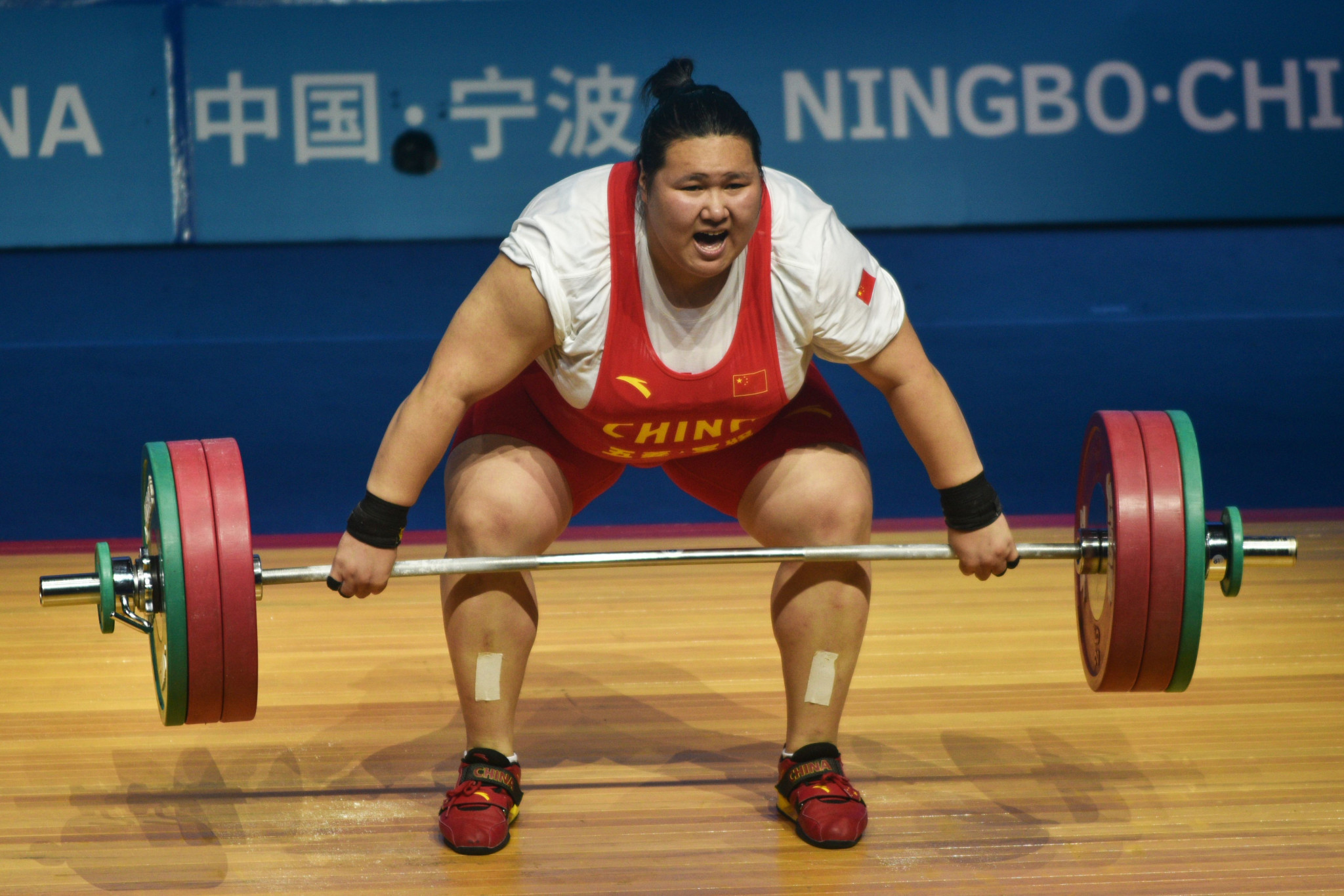 Teenage sensation Li can boost Tokyo 2020 hopes in Junior World Championships