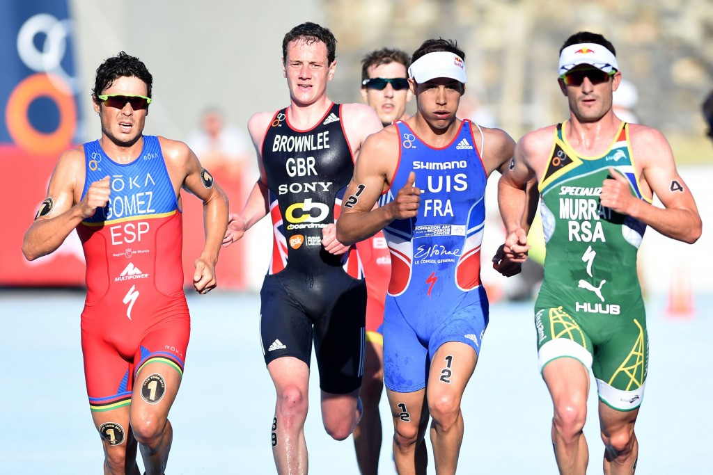 The International Triathlon Union has extended its World Triathlon Series agreement with Lagardère Unlimited until 2020 ©Getty Images
