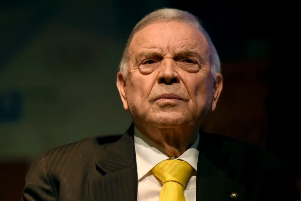 José Maria Marin, the former President of the Brazilian Football Confederation, has been extradited to the United States to face corruption charges ©Getty Images
