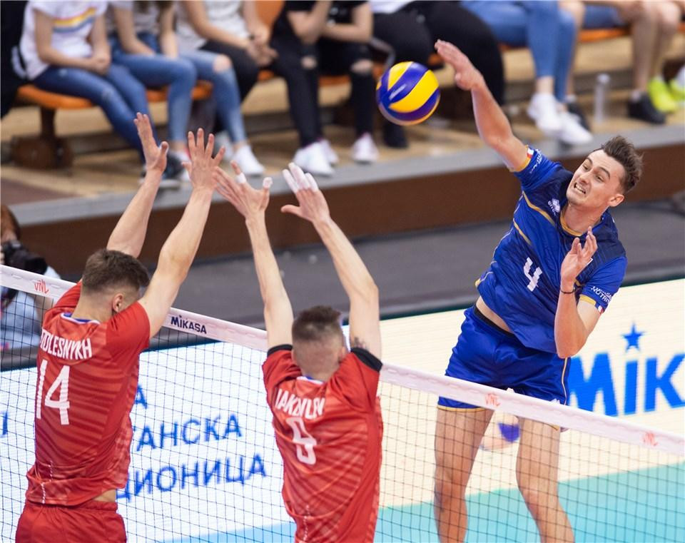 France overcome defending champions Russia on FIVB Men's Nations League opening day
