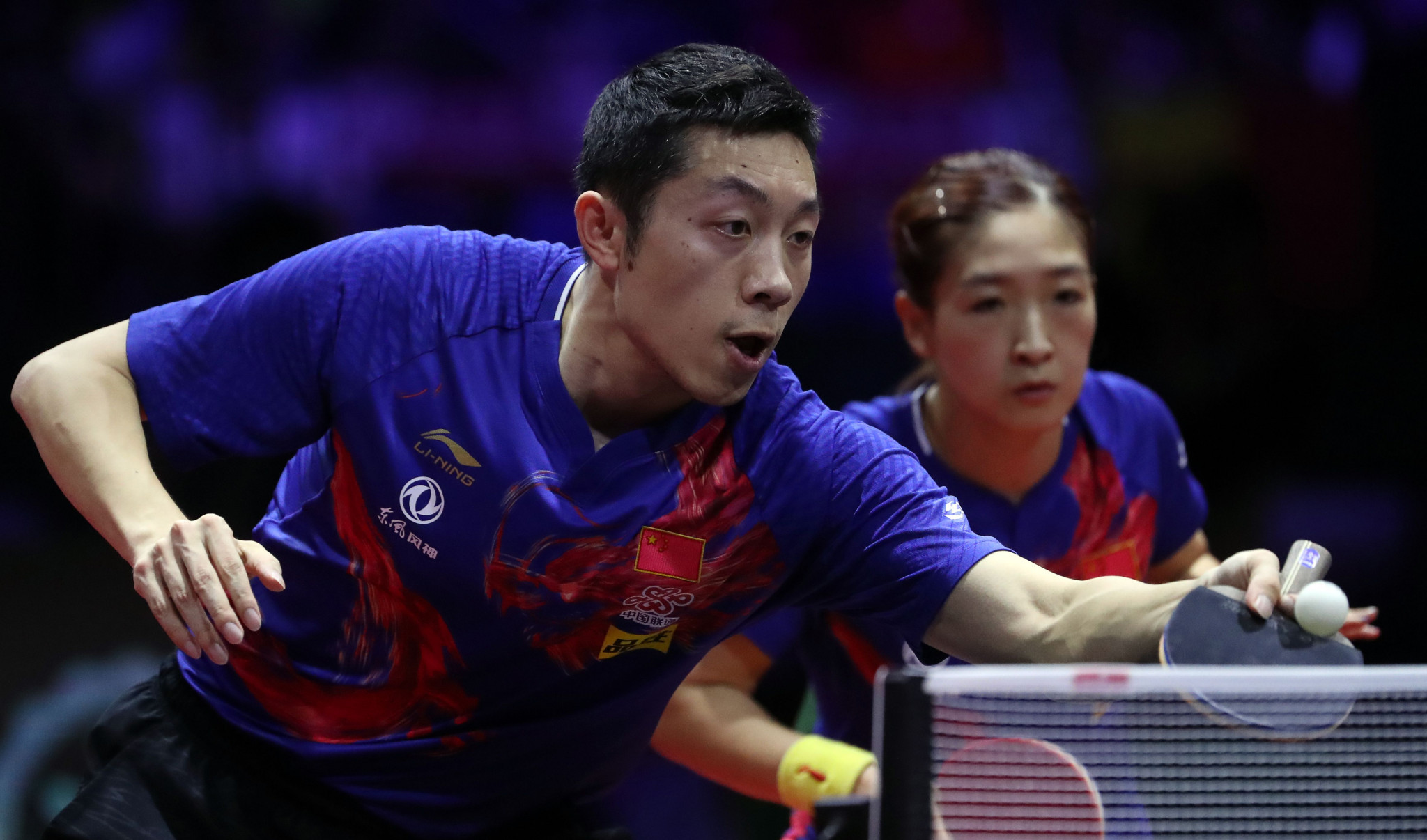 Top seeds stunned at ITTF China Open as Fan and Ding lose quarter finals