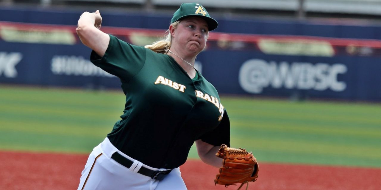 Baseball Australia is also planning to establish a women's domestic league ©Baseball Australia