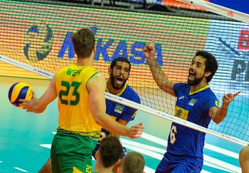 Olympic champions Brazil record second win in FIVB Men's Nations League