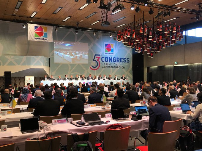 World Indoor Championships scrapped after vote at World Archery Congress