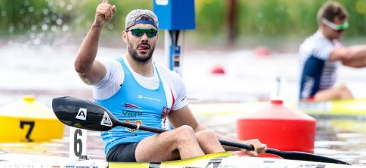 Dostal returns to K1 1,000m gold standard at ICF Canoe Sprint World Cup in Duisburg