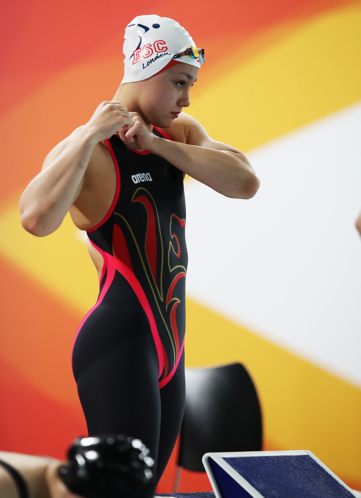 Britain's Alice Tai earned another win following her previous day's gold at the World Para Swimming World Series event in Italy today ©Getty Images