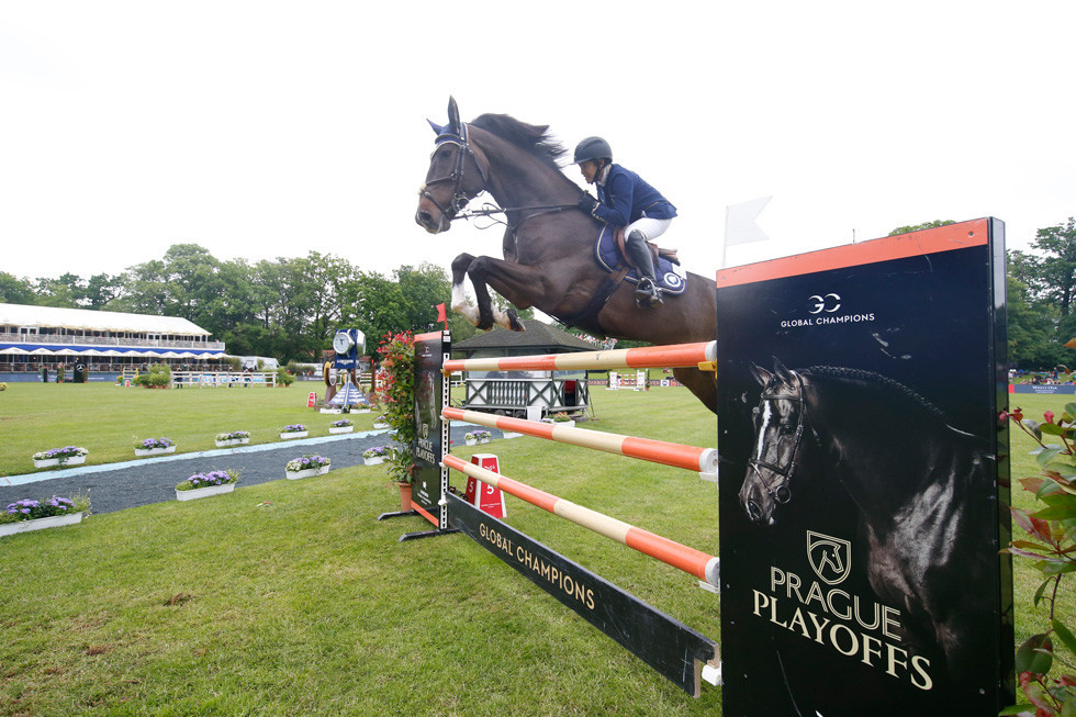 American veteran Goldstein-Engle takes Longines Global Champions Tour crown in Hamburg