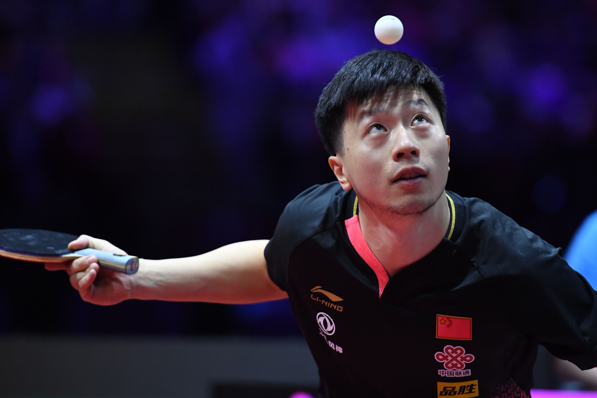 China's Ma Long set a new record for International Table Tennis Federation (ITTF) World Tour men's singles titles with victory at the China Open ©Getty Images