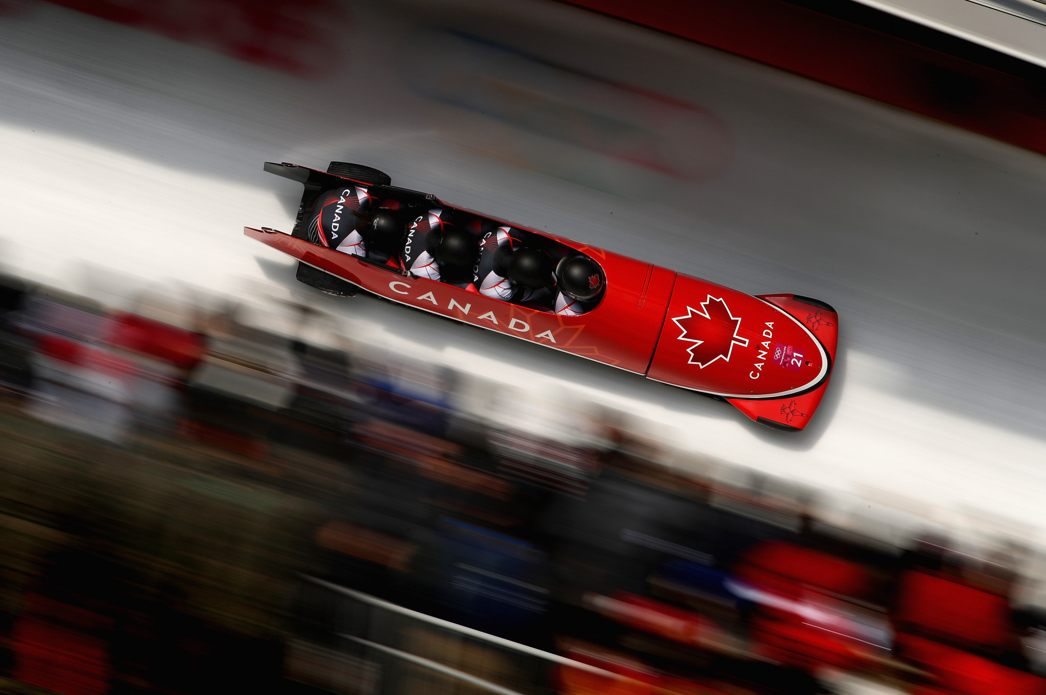 Bobsleigh Canada Skeleton has strong traditions for grabbing Olympic and World Championship podiums ©Getty Images