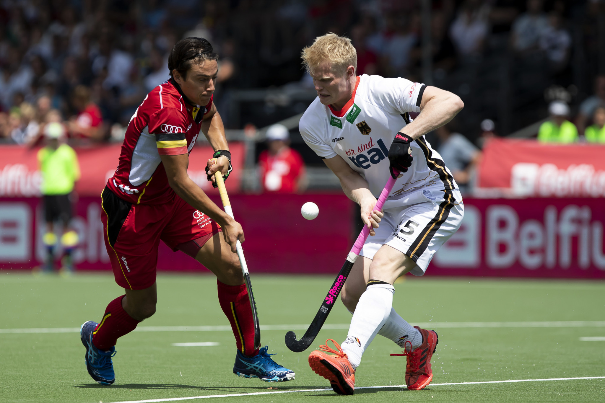 Belgium lose top spot in men's FIH Pro League after shootout defeat to Germany