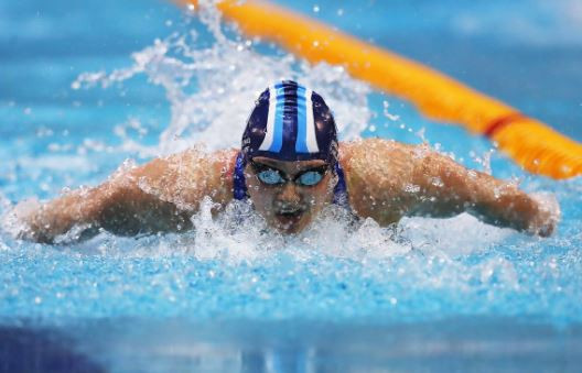 Britain's Tai earns fourth gold at World Para Swimming World Series as Italian hosts top medal table