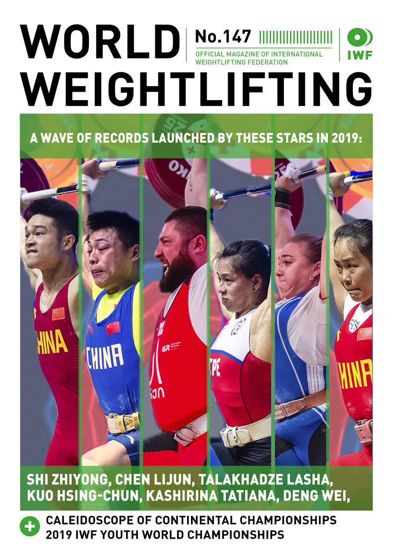 World Weightlifting Magazine No. 147