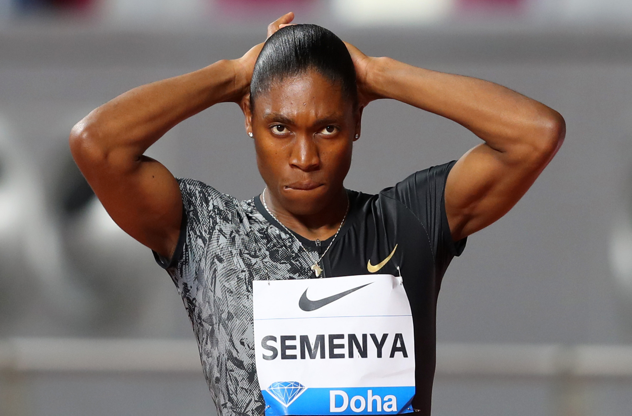 Caster Semenya has been joined by Athletics South Africa in her appeal against the CAS ruling ©Getty Images