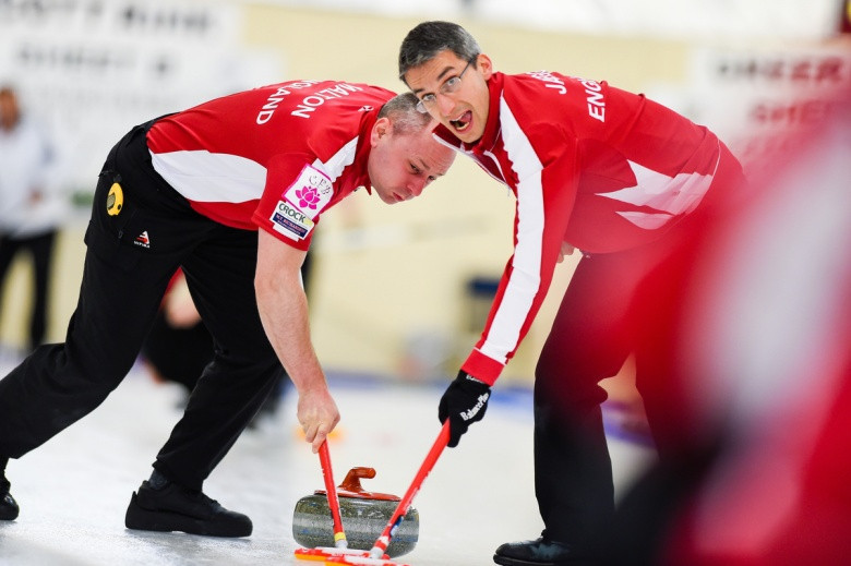 The English Curling Association will host the next Stepping Stones programme with the Welsh Curling Association ©WCF