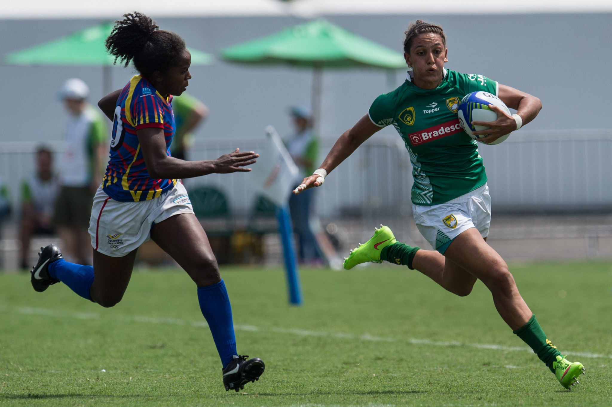 Brazil finished ninth in their home 2016 Games at rugby sevens' debut tournament ©Getty Images