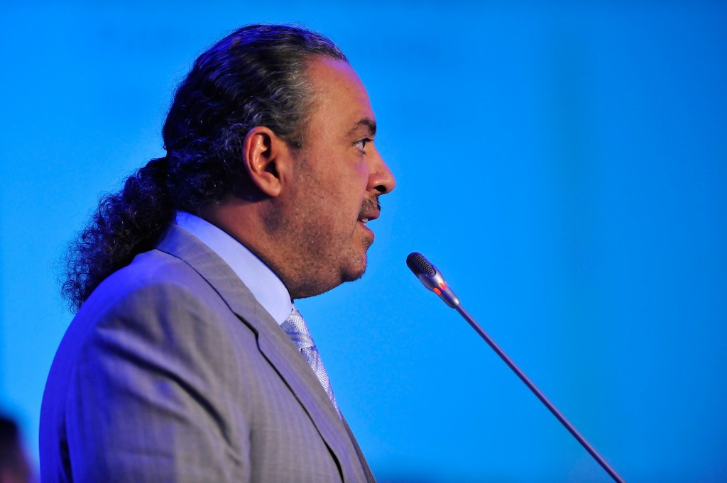 Kuwait's Sheikh Ahmad Al-Fahad Al-Sabah is President of the OCA