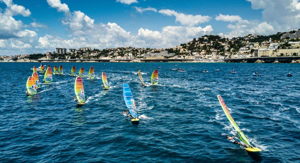 Marseille, sailing venue for the Paris 2024 Olympics, is ready to host World Sailing's World Cup Series Final ©World Sailing