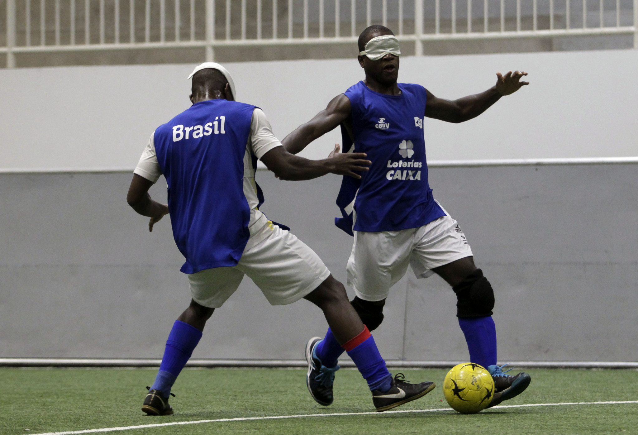 Brazil and Argentina set to renew rivalry at IBSA Blind Football Americas Championships