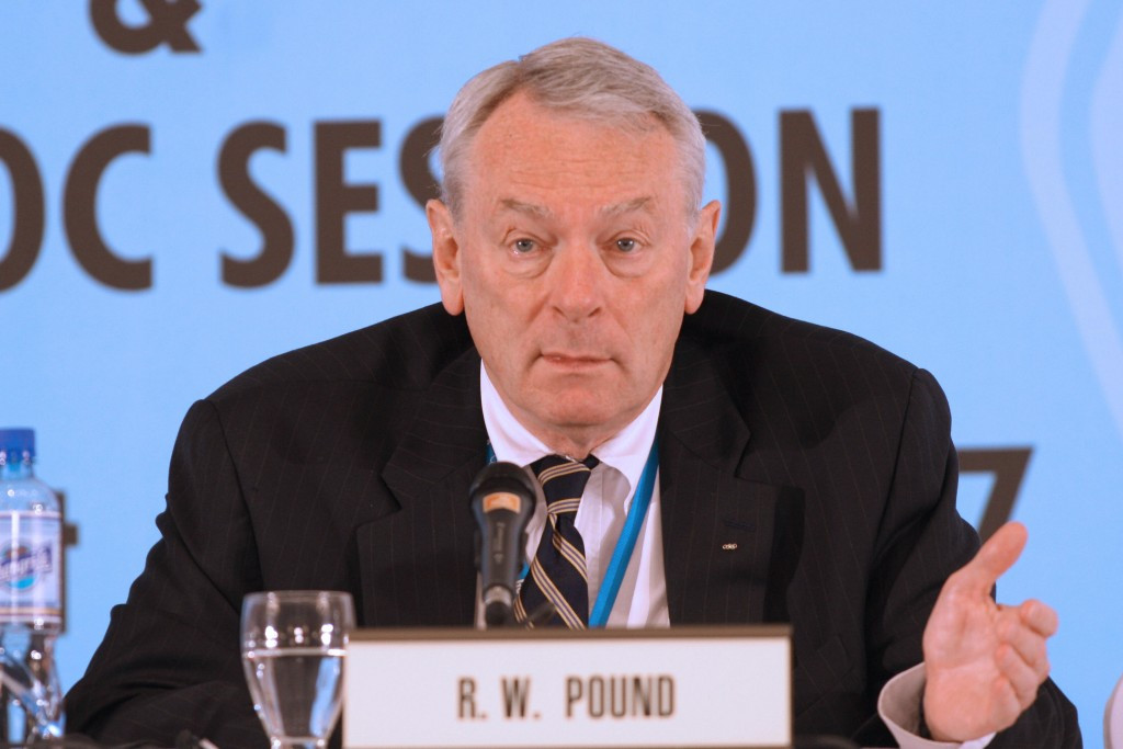 Richard Pound will unveil the WADA Report on November 9 ©Getty Images