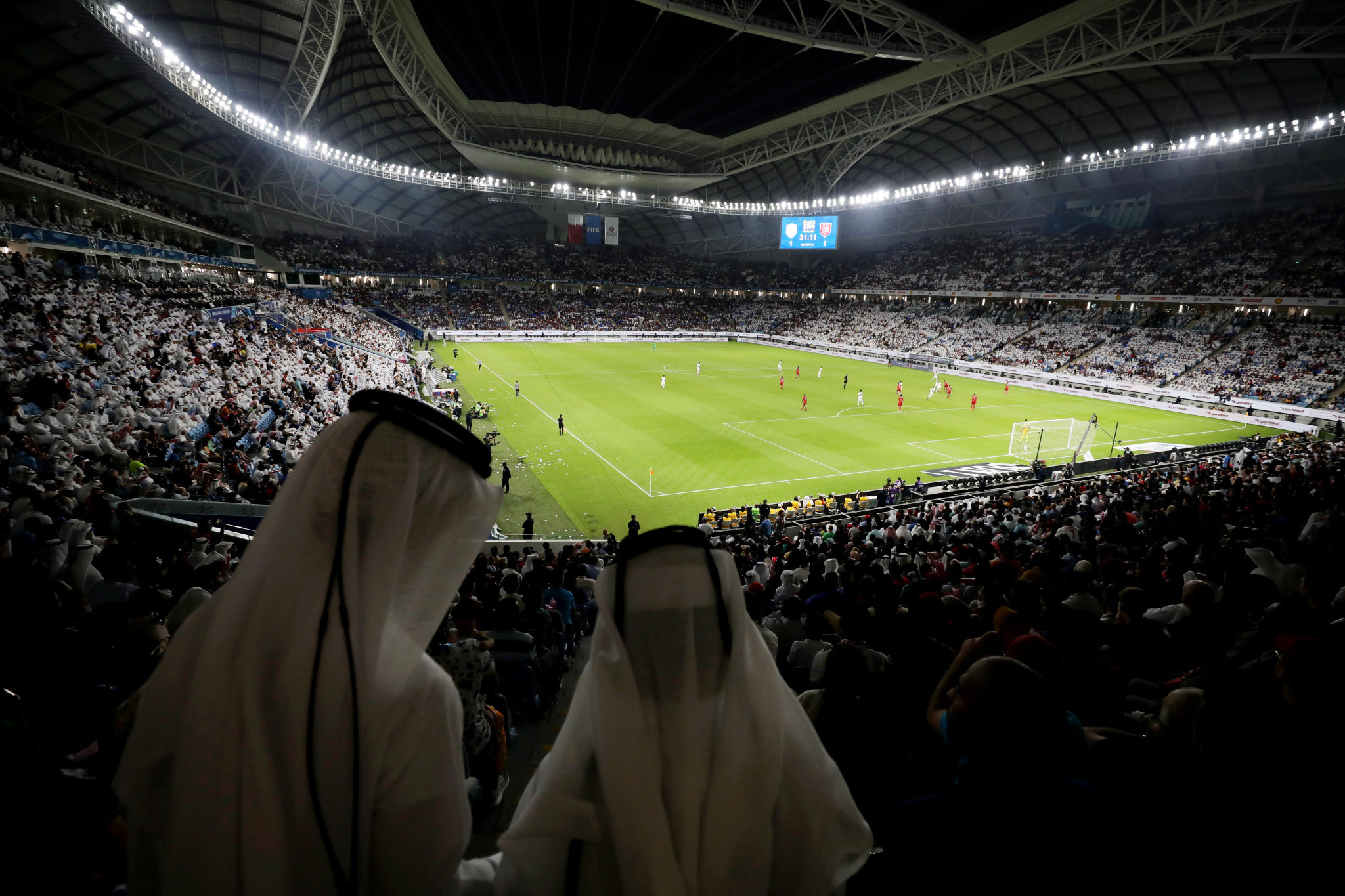 Qatar awarded hosting rights for 2019 and 2020 Club World Cups by FIFA Council