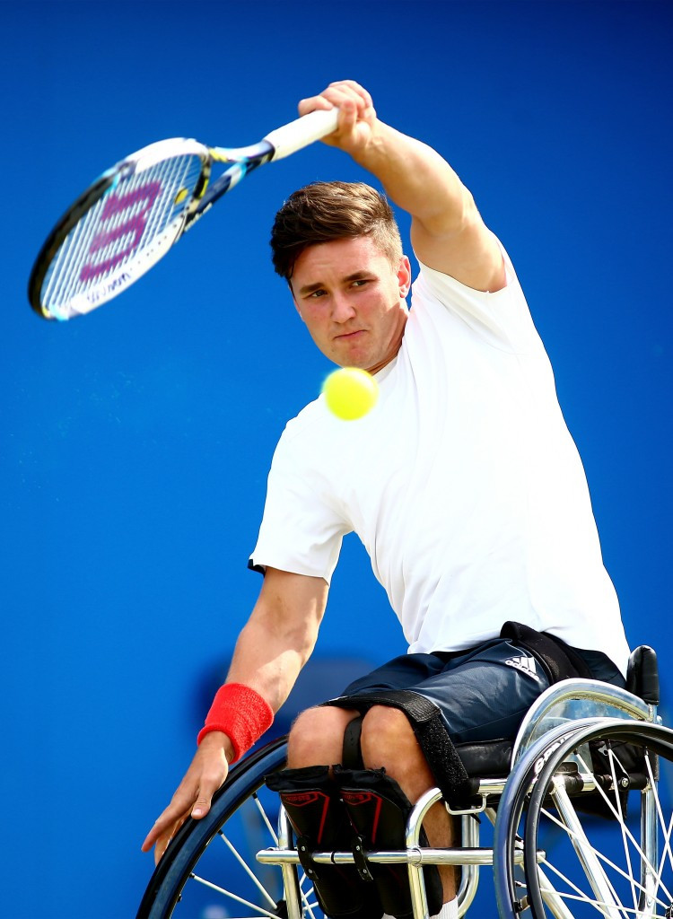 Hewett and Maripa upset defending champions at UNIQLO Wheelchair Doubles Masters