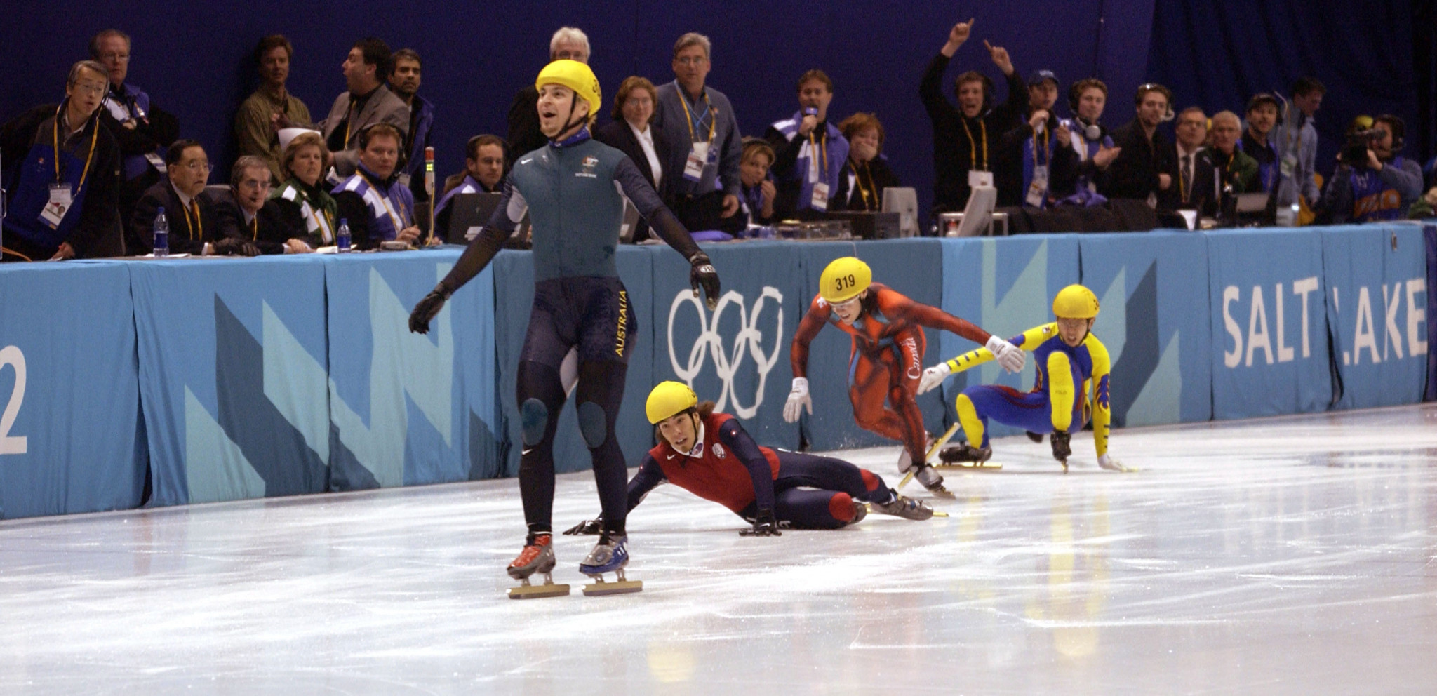 Last Man Standing, film about Australia's shock 2002 Winter Olympic short track champion Bradbury, secures funding