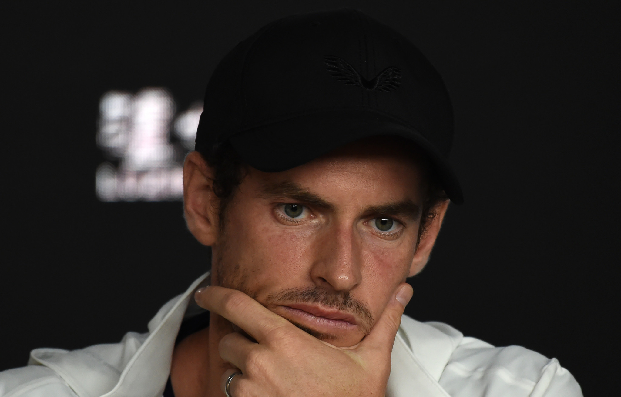 Britain's three-time Grand Slam champion Sir Andy Murray had previously suggested hip problems could have forced him to retire after the Australian Open in January ©Getty Images